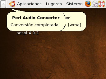 Perl Audio Converter