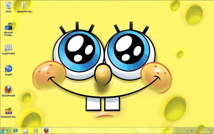 Tema SpongeBob Light