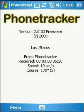 Phonetracker Locator und Phonetracker4Free