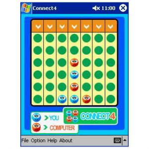 Pocket Connect4