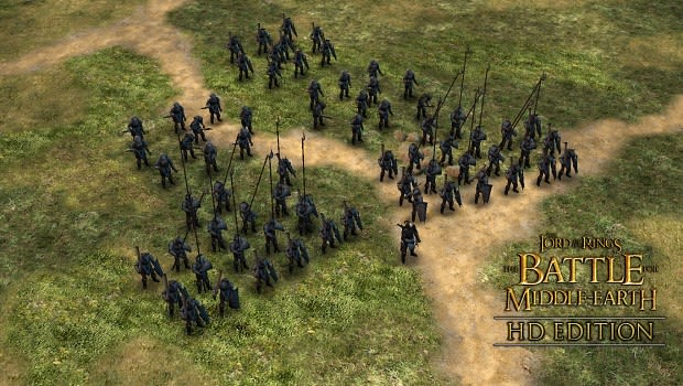 The Battle for Middle-Earth HD Edition