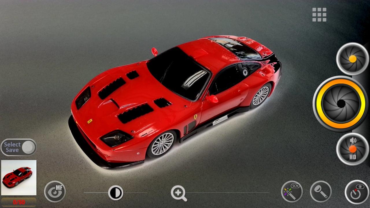High Speed Kamera (GIF)