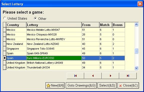 Lotto007 XP