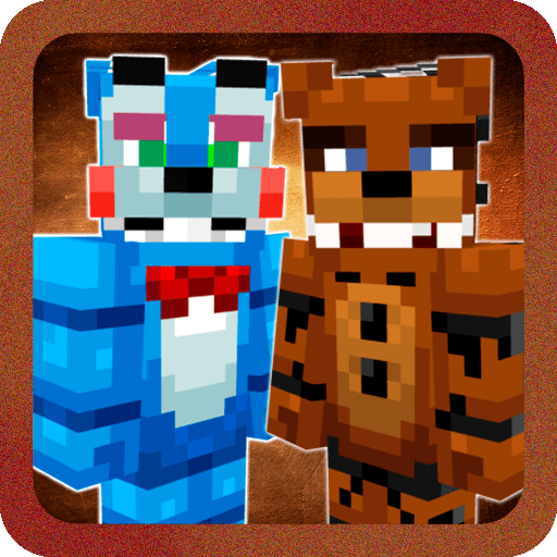 Maps fnaf for Minecraft PE 1