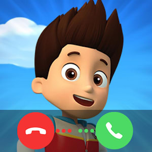Ryder Paw Patrol Fake Call Simulator