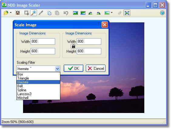 Image Scaler
