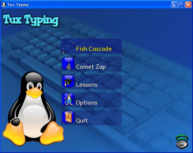 Tux Typing