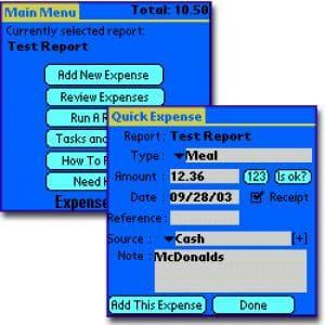 Expense-n-Go