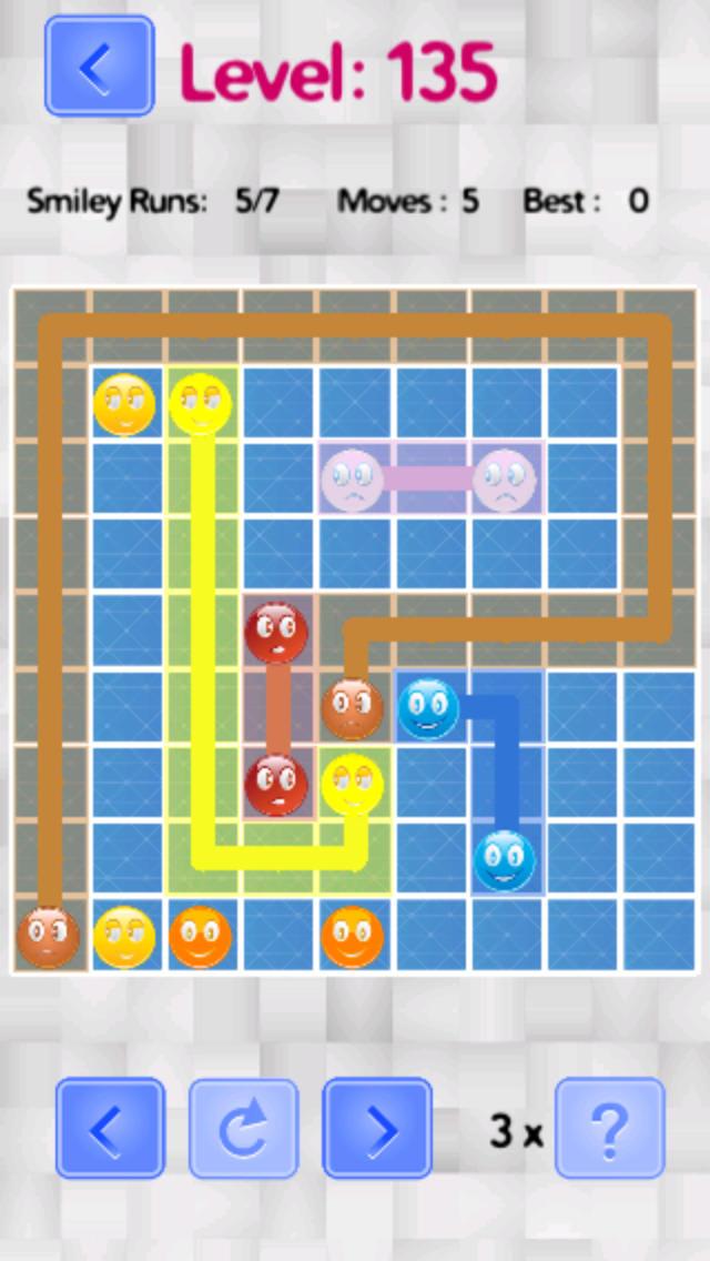 Smiley Flow - Fun Puzzle Juego