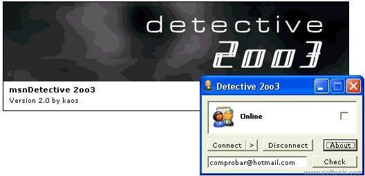 MSN Detective