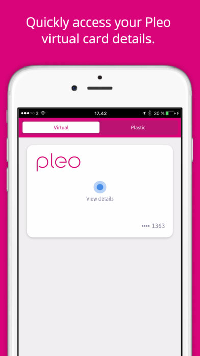 Pleo - Scan Receipts & Automate Expense Reports