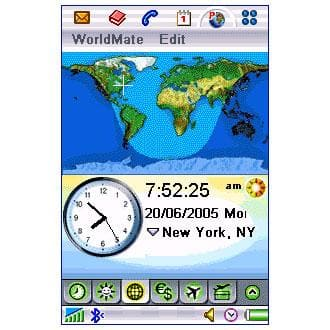WorldMate 2005 Professional Edition