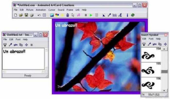 Animated ArtCard Creations