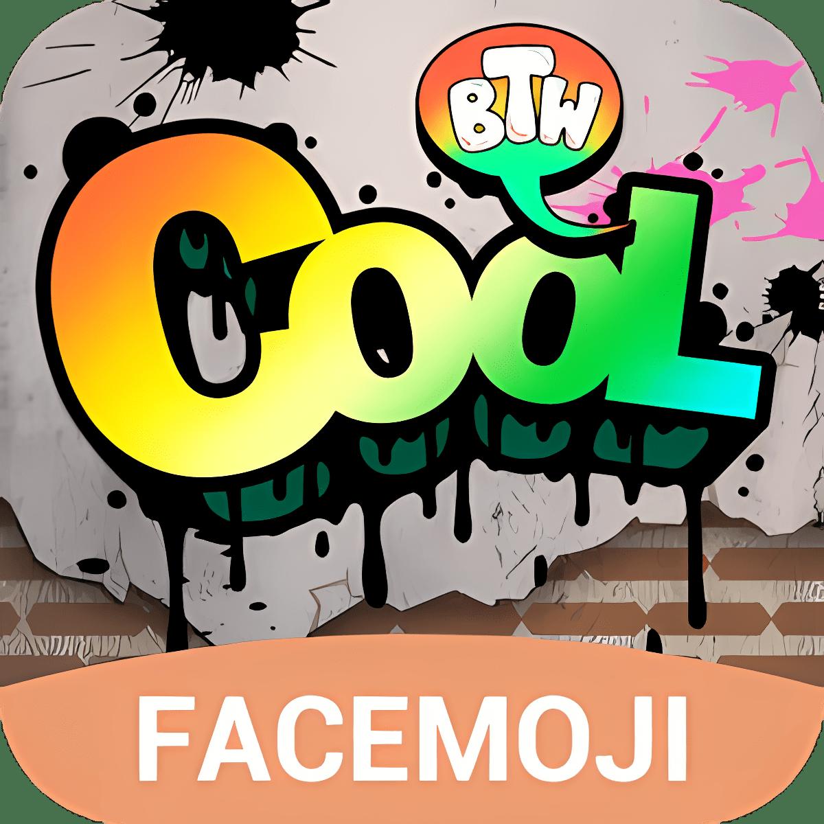 Facemoji Sticker Hot Words