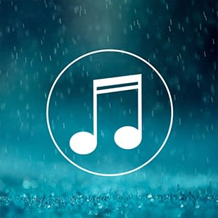 Rain Sound - Relax Melodies With Deep Sleep music-radio varies-with-device