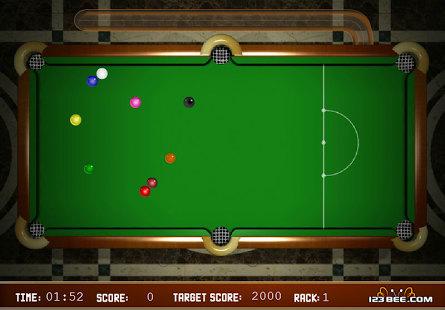 Maestro Snooker