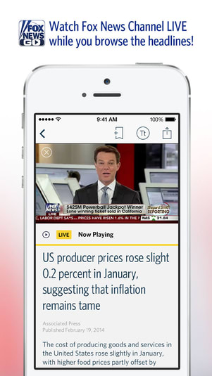 fox news for iphone