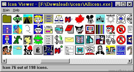 Icon Viewer