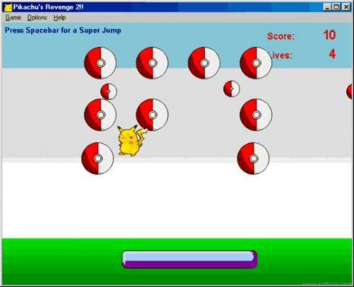 Pikachu's Revenge 2!!