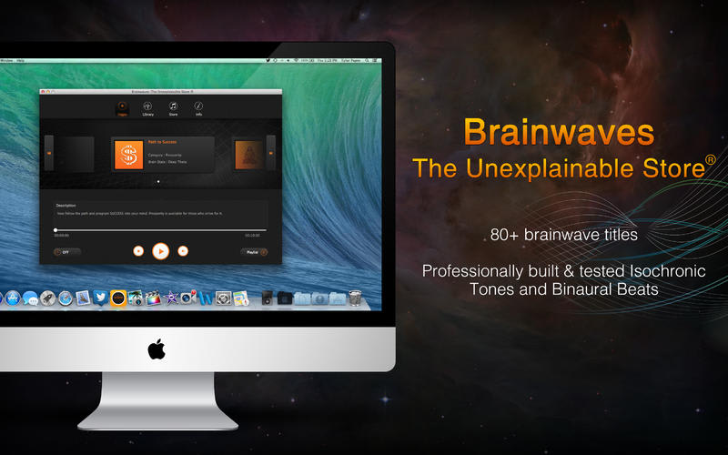 Brainwaves - The Unexplainable Store ®