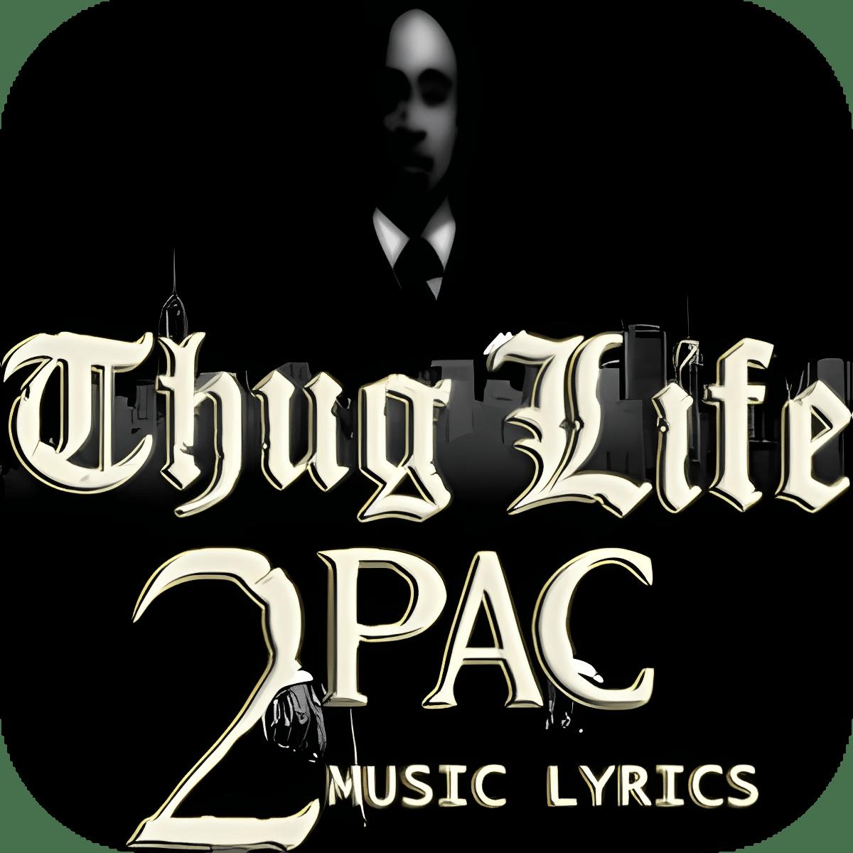 2Pac Music Lyrics 1.0