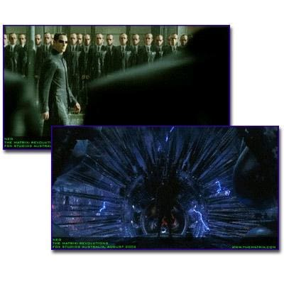 Matrix Revolutions Slide Show
