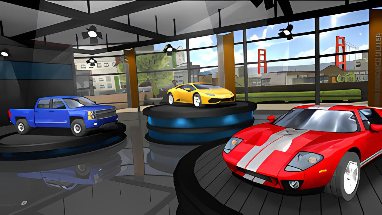 Extreme Car Driving Simulator: San Francisco - Free Game