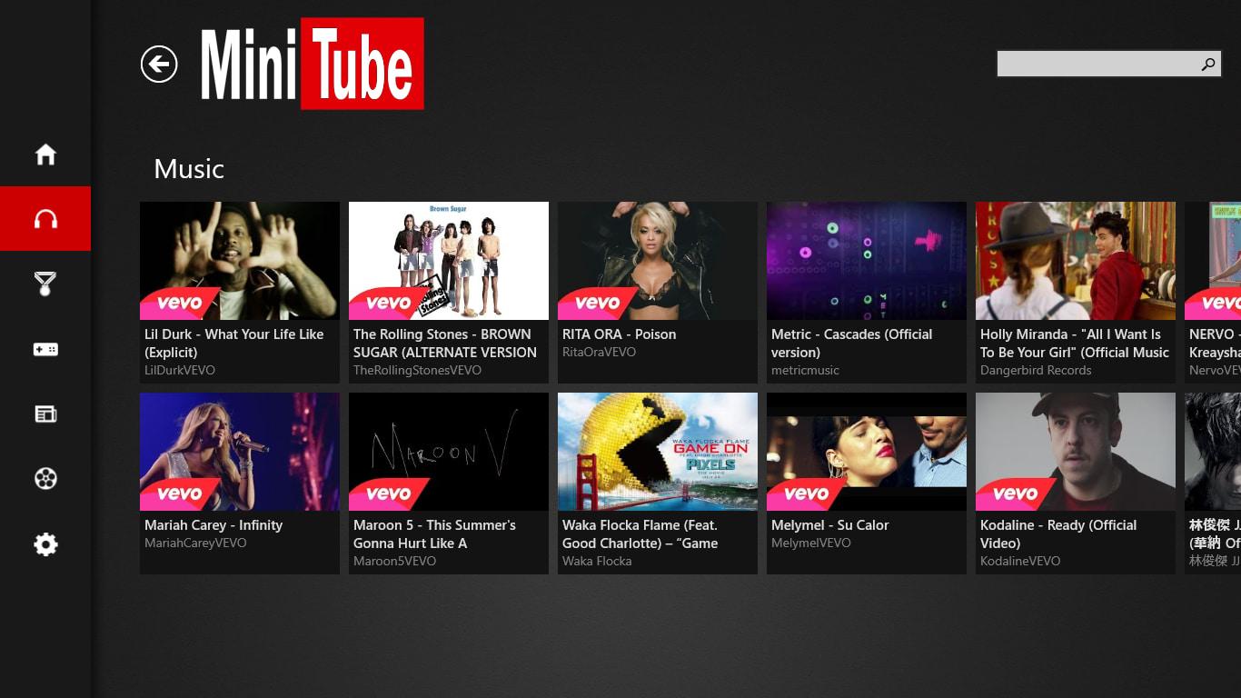 MiniTube - Download