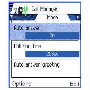 Strong Call & SMS Manager