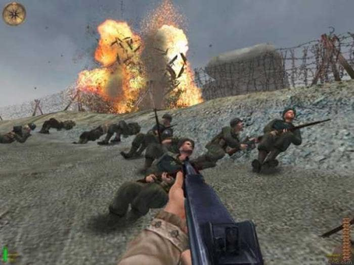 Medal of Honor: Allied Assault: Métete de lleno en la Segunda Guerra Mundial