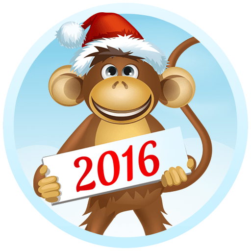 Year of the Monkey Free LWP 1.0
