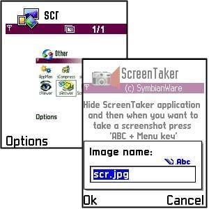 ScreenTaker