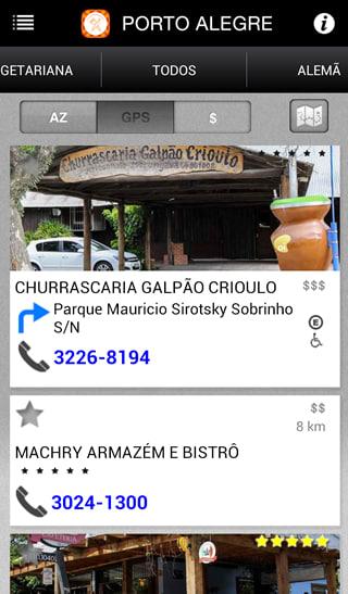 Comer na Boa: Porto Alegre/RS