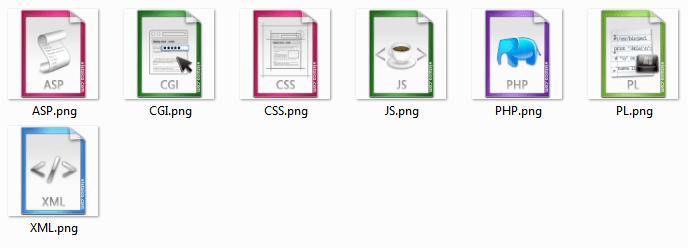 VistaICO File Icons