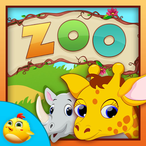 Kids Alphabet Animals Mini Zoo
