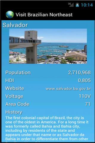 Guia Salvador Natal Fortaleza