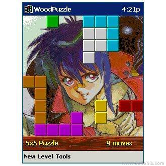 WoodPuzzle Deluxe