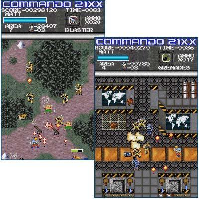 Commando: 21XX