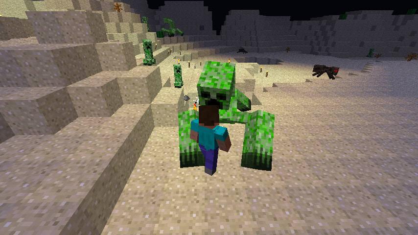 Mutant Creatures мод для Minecraft 1.7.2 ... - mmods.net