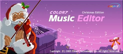 Color7 Music Editor