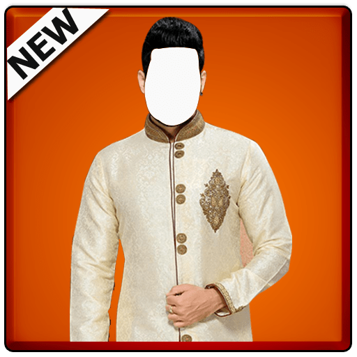 Men Sherwani Suit New