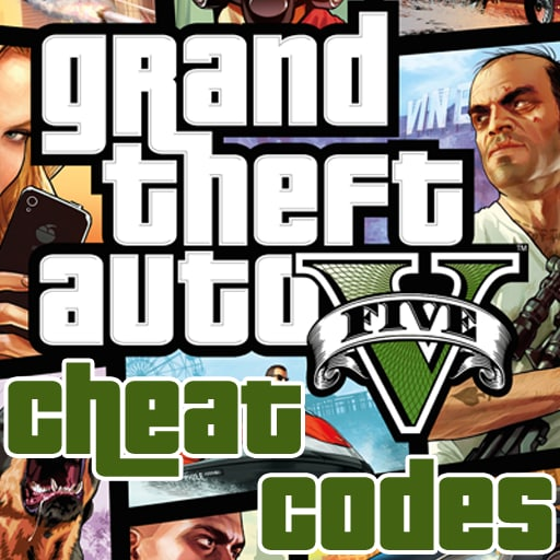 GTA 5 Map & Cheat Code