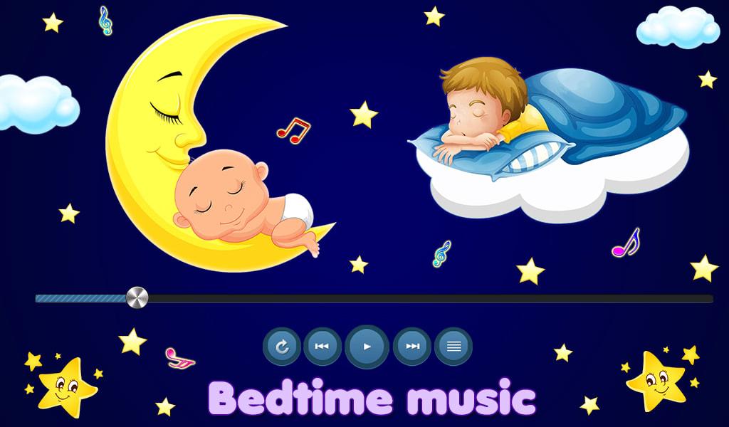 Bedtime Baby Rhymes