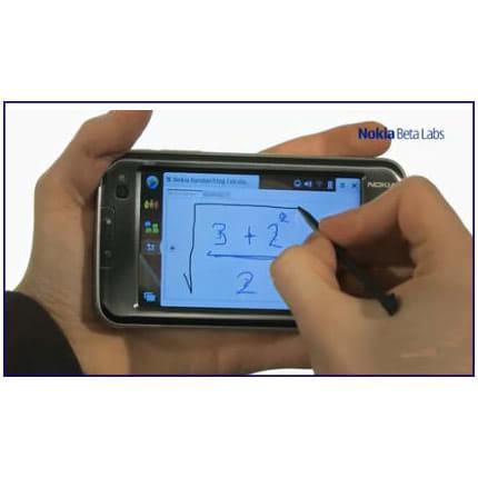 Handwriting Calculator