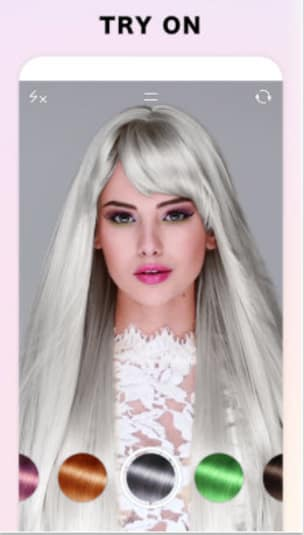 Fabby Hair — Color Changer for Mac - Download