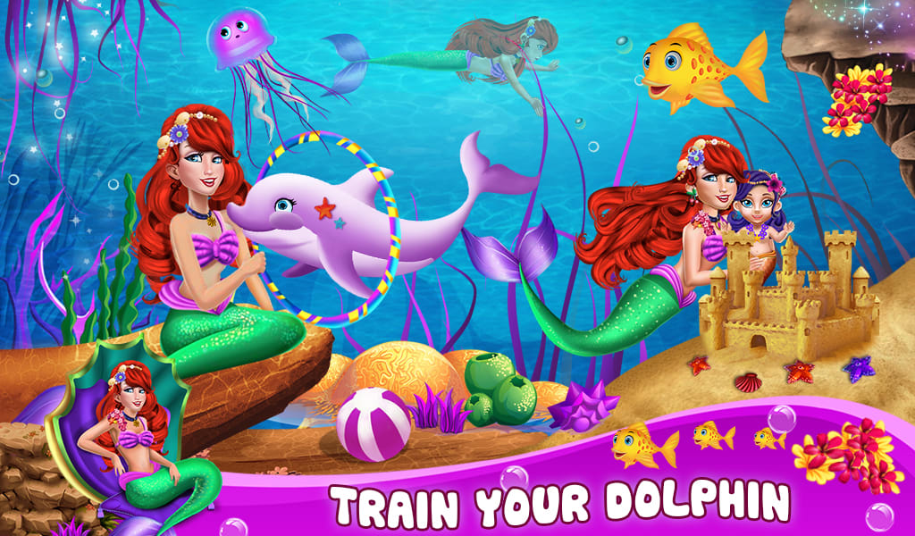 Mermaid Princess Spa & Salon