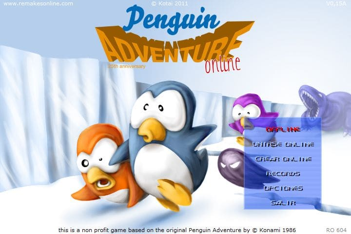 Penguin Adventure Online Penguin Adventure Online 0.22A