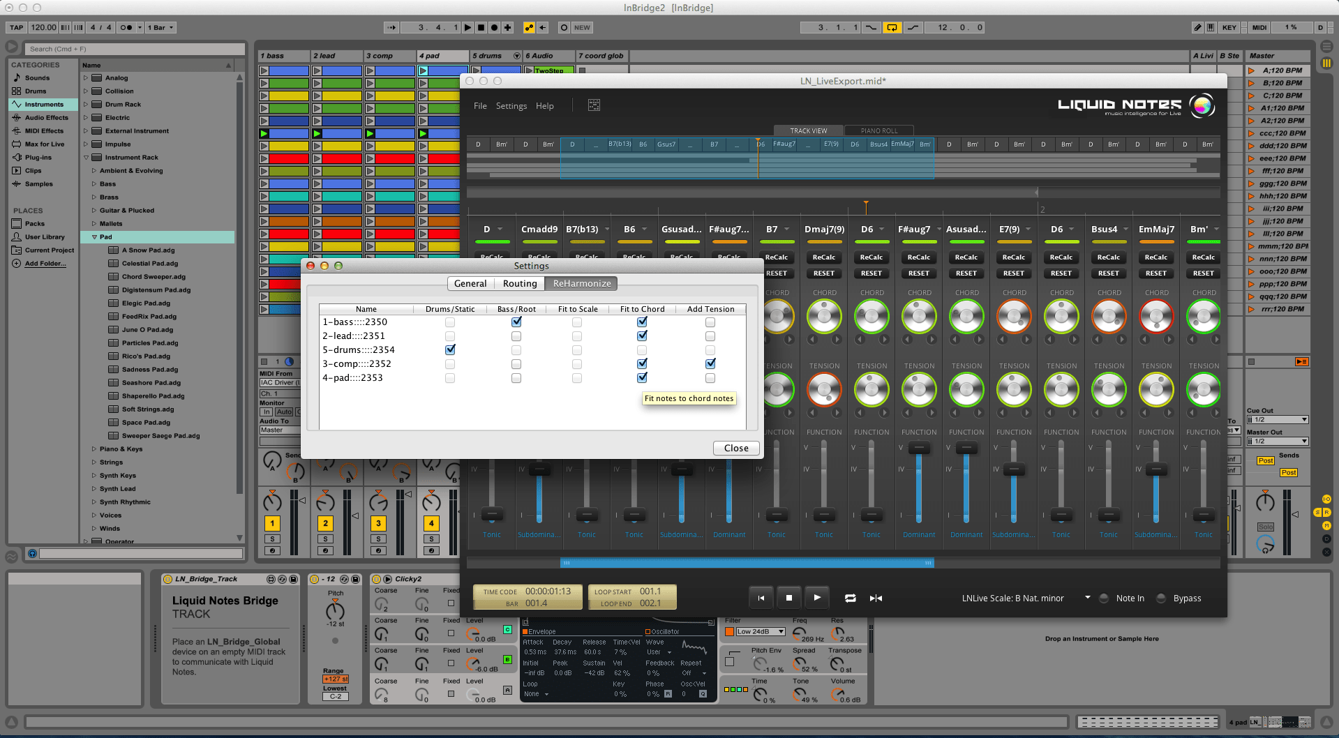 Liquid Notes for Live (for Windows)