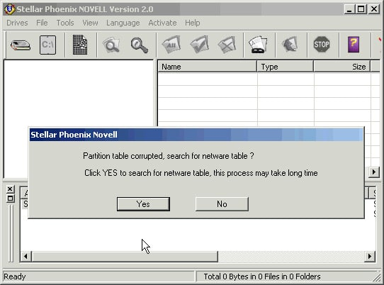 Stellar Phoenix Novell - Data Recovery Software