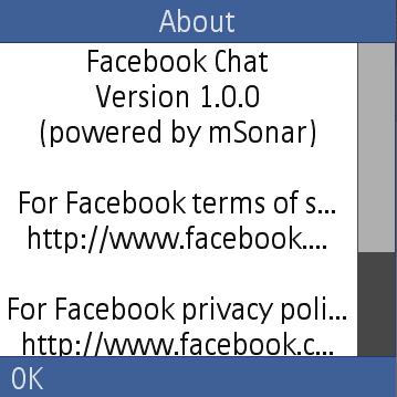 Descargar facebook chat Gratis